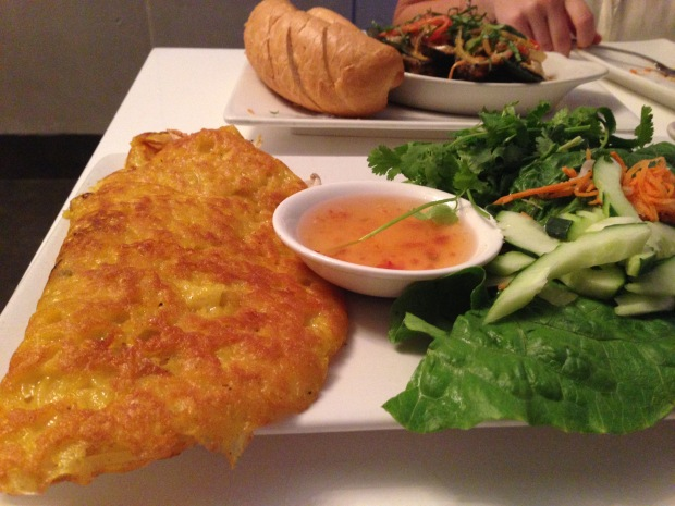 Vietnamese Crepe NOLA