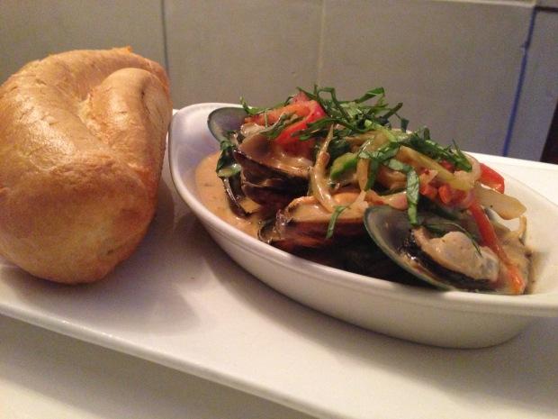 Vietnamese Mussels NOLA