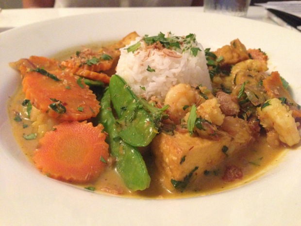 Vietnamese Lemongrass Curry